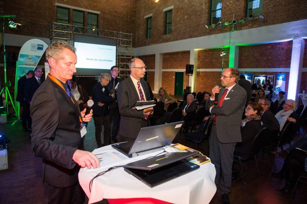 NRW DAS MACHEN WIR Kompetenzfeststellung für Flüchtlinge, Kreishandwerkerschaft Dortmund und Lünen